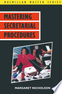 Mastering Secretarial Procedures