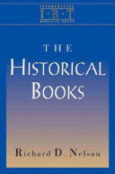 Pdf The Historical Books