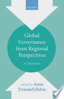 Global Governance from Regional Perspectives  : A Critical View