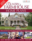 New Country and Farmhouse Home Plans
