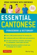 Essential Cantonese Phrasebook & Dictionary Pdf/ePub eBook