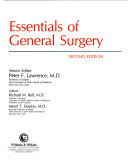 Essentials of General Surgery Book