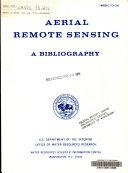 Aerial Remote Sensing ebook