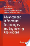 Advancement In Emerging Technologies And Engineering Applications