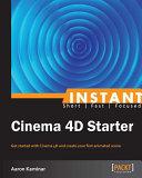 Instant Cinema 4D Starter
