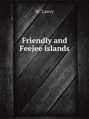 Friendly and Feejee islands Pdf