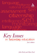 Key Issues in Secondary Education