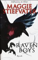 Raven boys Book
