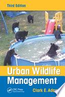 Urban Wildlife Management