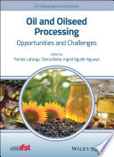 Oil and Oilseed Processing Book