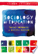Sociology of Education Book