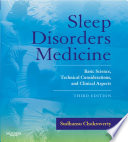 """Sleep Disorders Medicine E-Book: Basic Science, Technical Considerations, and Clinical Aspects"" by Sudhansu Chokroverty"