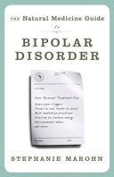 Pdf The Natural Medicine Guide to Bipolar Disorder Telecharger
