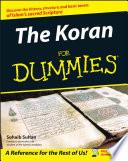 """The Koran For Dummies"" by Sohaib Sultan"