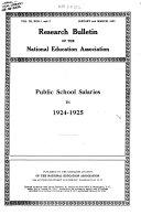 N E A Research Bulletin