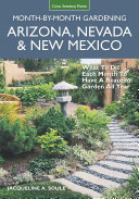 Arizona, Nevada & New Mexico Month-by-Month Gardening: What ...