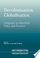 Decolonisation  Globalisation