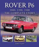 Rover P6: 2000, 2200, 3500 Pdf/ePub eBook