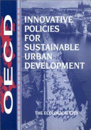 Innovative Policies for Sustainable Urban Development