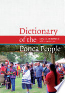 Dictionary of the Ponca People Book