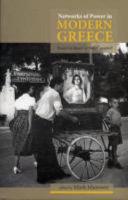 Networks of Power in Modern Greece