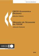 OECD Economics Glossary English-French