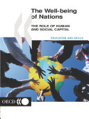 Pdf The Well-being of Nations The Role of Human and Social Capital