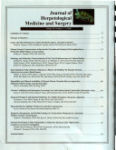 Journal of Herpetological Medicine and Surgery