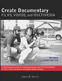 Create Documentary Films  Videos  and Multimedia