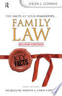 Key Facts Family Law