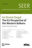 An Elusive Target: The EU Perspective of the Western Balkans [Pdf/ePub] eBook