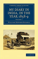 My Diary in India, in the Year 1858-9 ebook