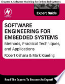 Software Engineering for Embedded Systems Book
