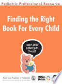 2  Finding the Right Book for Every Child Book