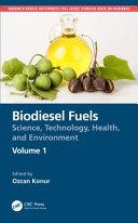 Biodiesel Fuels Book PDF