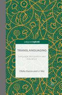 Pdf Translanguaging Telecharger