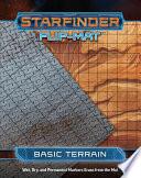 Starfinder Flip-mat Basic Terrain