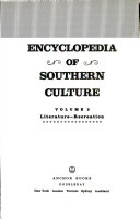 Encyclopedia of Southern Culture  Literature Recreation