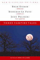 Three Vampire Tales