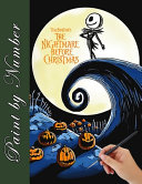 The Nightmare Before Christmas Paint By Number