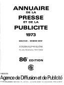Annuaire de la presse et de la publicité