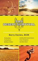 SAS Desert Survival Book
