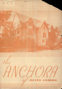 The Anchora of delta gamma november 1944