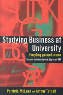 Studying Business at University