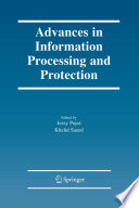 Advances In Information Processing And Protection Book PDF