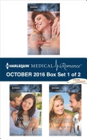 Harlequin Medical Romance October 2016 - Box Set 1 of 2