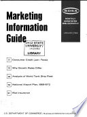 Marketing Information Guide Book