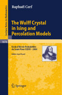 The Wulff Crystal in Ising and Percolation Models