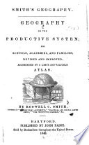 Smith's geography : Geography on the productive system