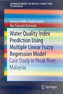 Water Quality Index Prediction Using Multiple Linear Fuzzy Regression Model